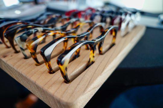 Acetaat bril op maat gemaakt Tilburg