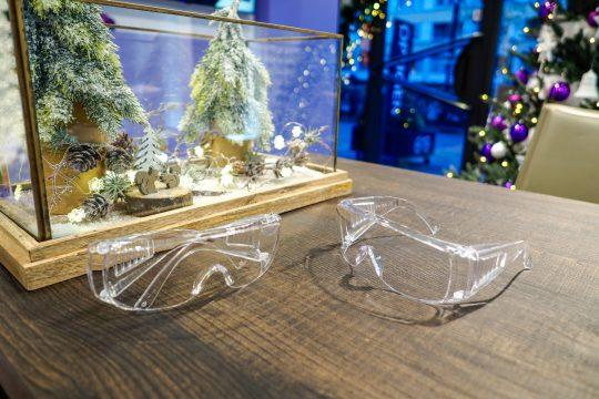 gratis vuurwerkbrillen voor oud en nieuw