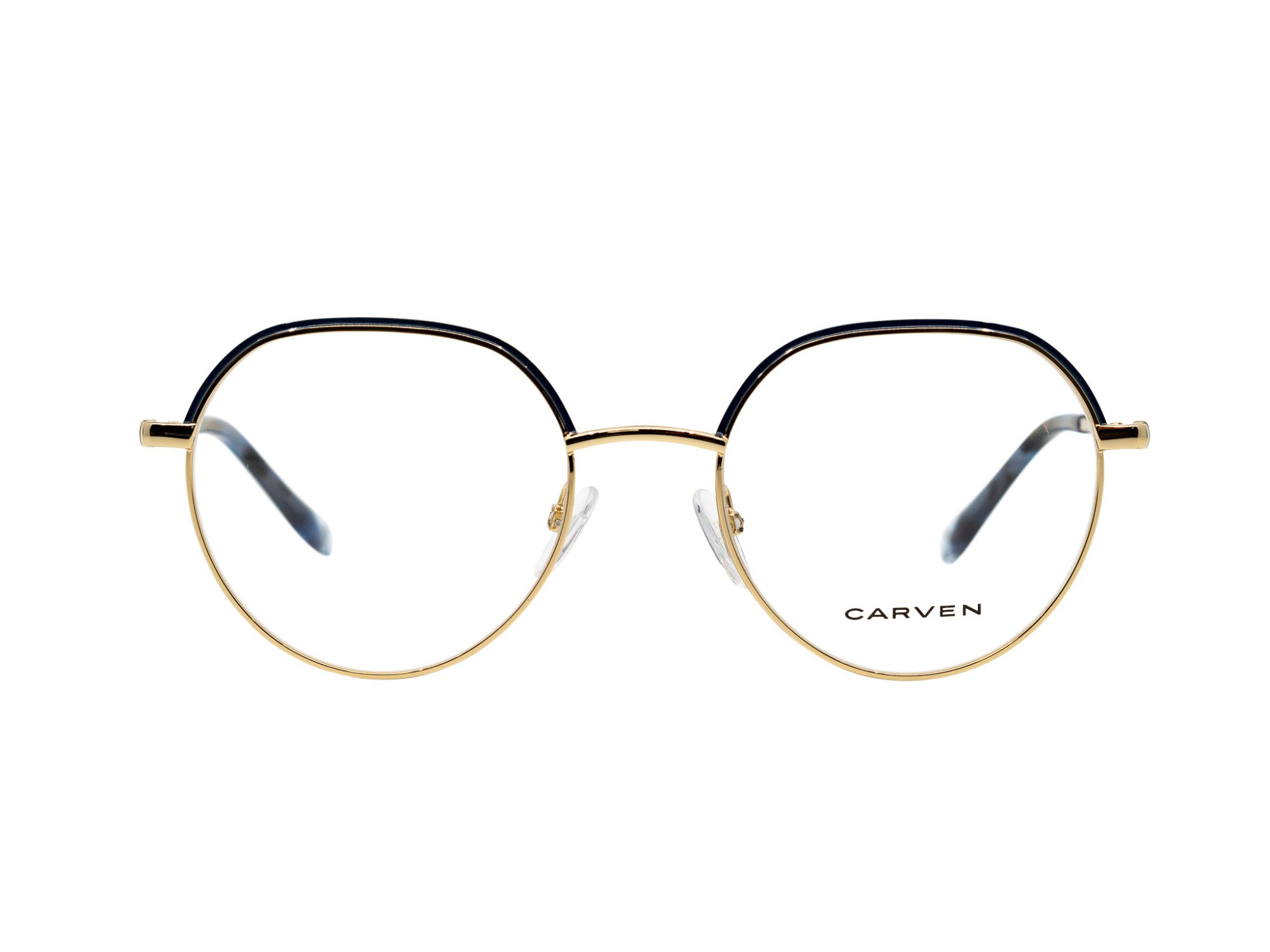 Carven CC1042 Dore Clair Brillant Blue