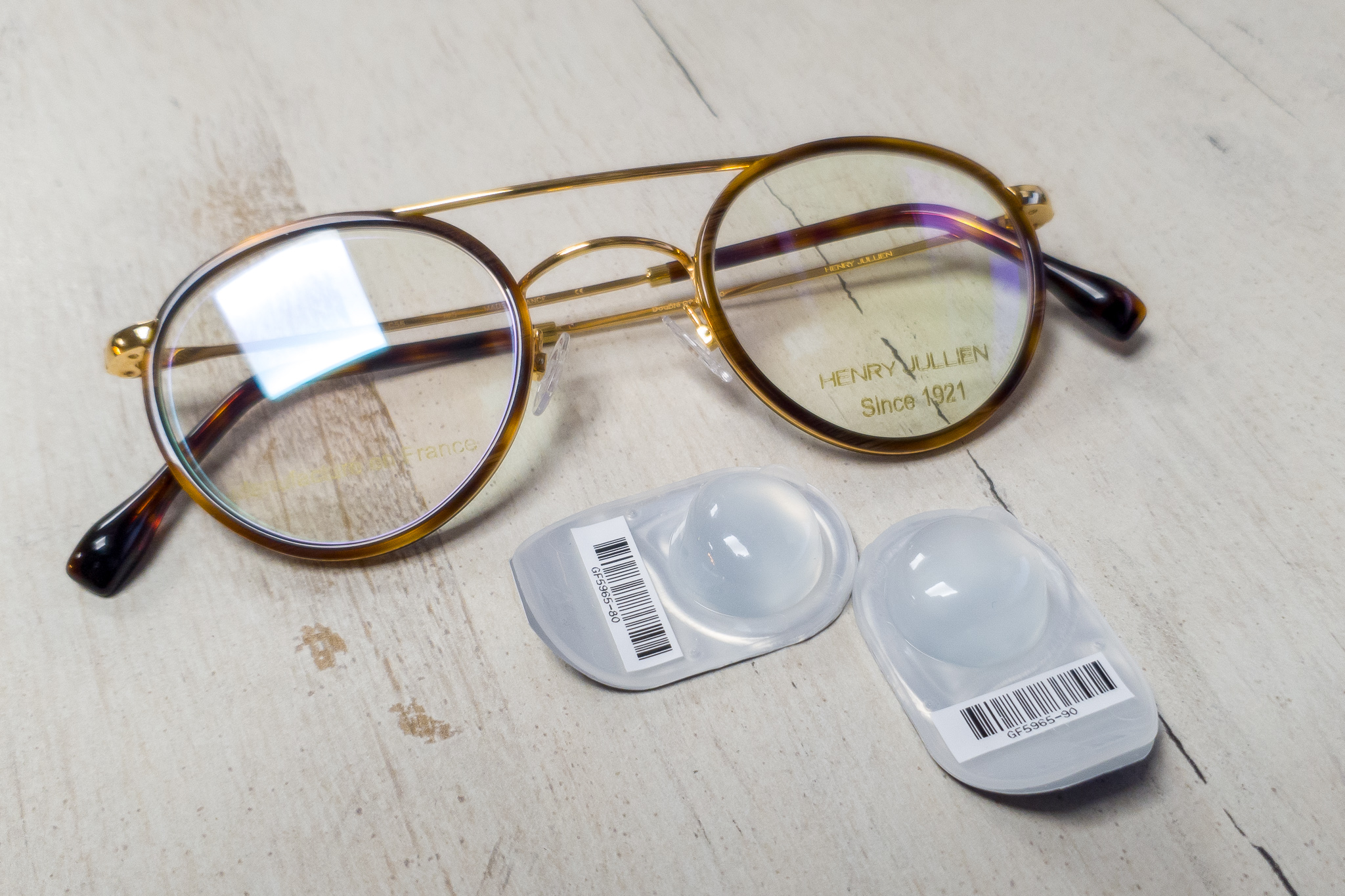 bril of lens