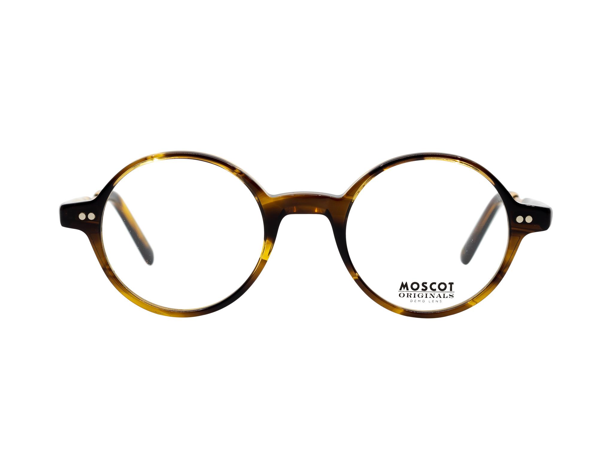 Moscot Gittel Caramel-Gold