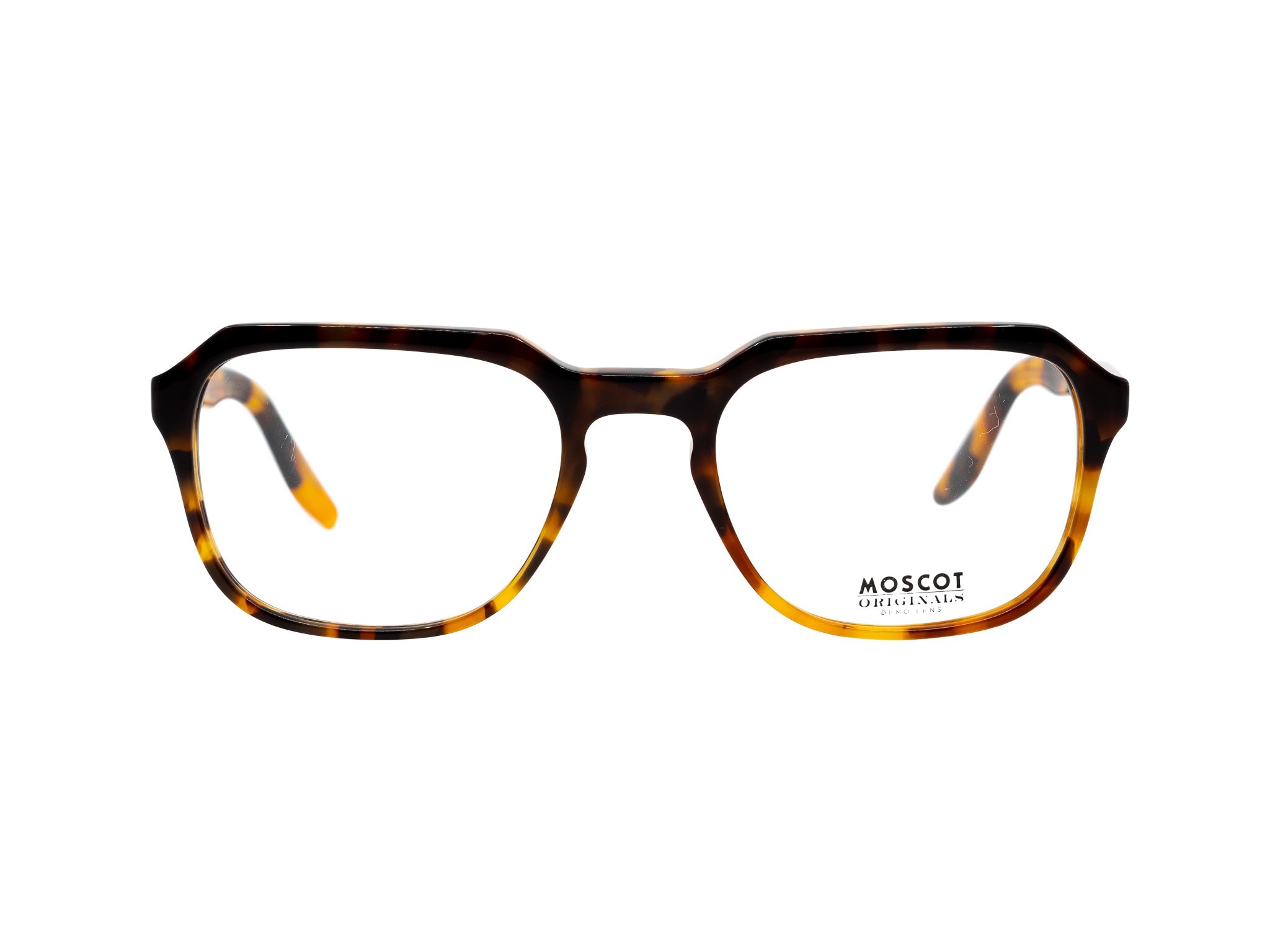 Moscot Haskel Tortoise Fade