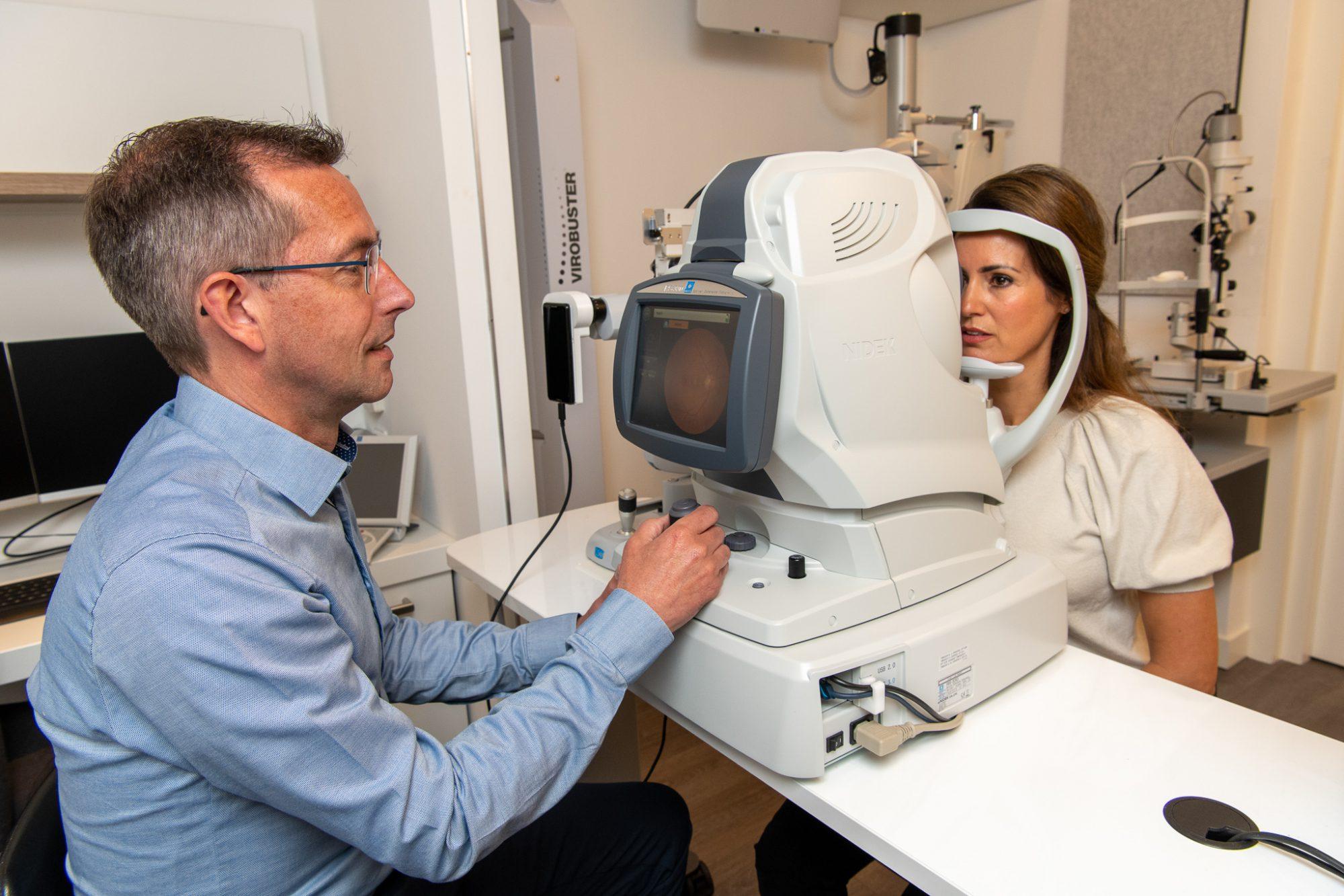 Toine van Gastel optometrist Tilburg