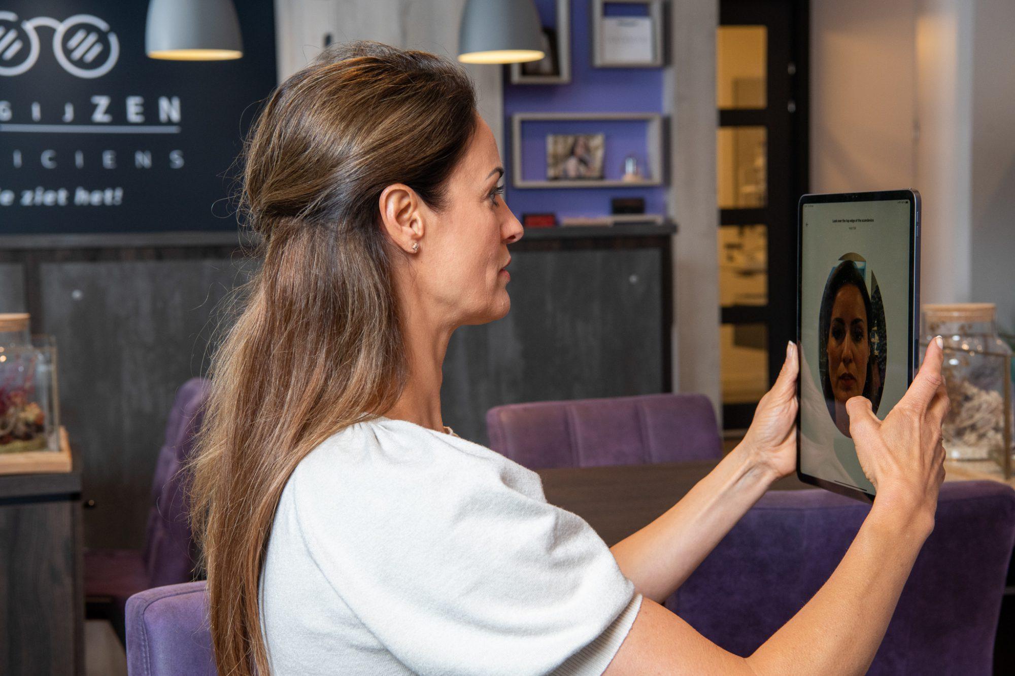 3D scan bril tilburg