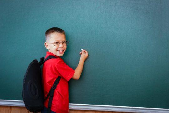 kinderen goed zien op school